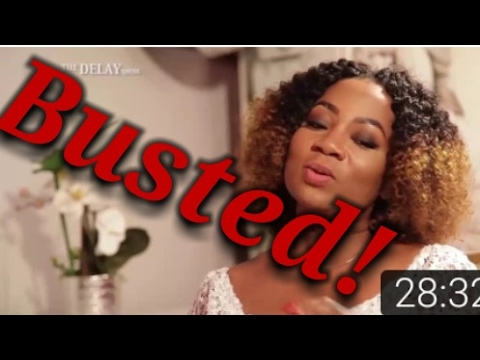 DELAY INTERVIEWS VICKY ZUGAH | Review |MsAmankwah