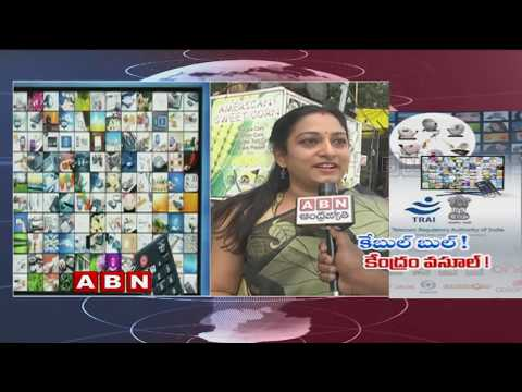 Discussion | TRAI Issues New Rules for DTH and Cable TV | Part 3 | ABN Telugu