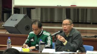 Publication Date: 2016-02-19 | Video Title: 順德聯誼總會胡兆熾中學校政論壇151217