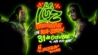 La Luz Video Premiere con Sech Y J Balvin