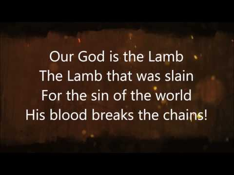 Lion and the Lamb Instrumental with Lyrics- Big Daddy Weave