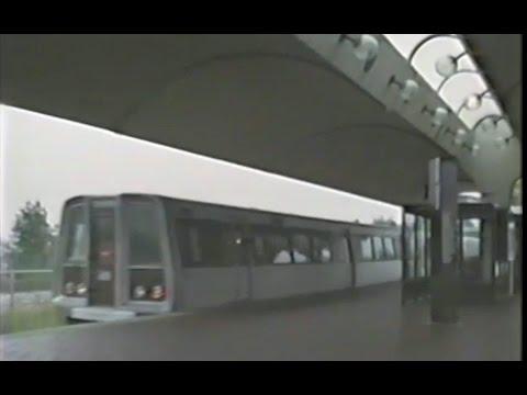 Washington DC Metro - July 5 1991 -