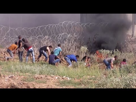 Gaza Tension Escalates After Israeli Troops Shoot Dead Palestinians Near Border Fence