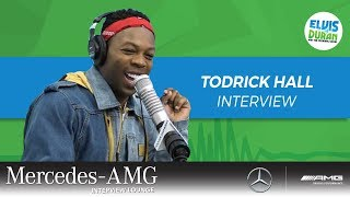 Taylor Swift Got Todrick Hall the Birthday Present of His Dreams | Elvis Duran Show