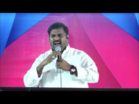 Hosanna Ministries Ps.Abraham Garu Live Song II Sumadura Swaramula Gaanalatho