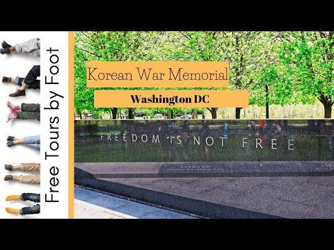Korean War Veterans Memorial | Washington DC
