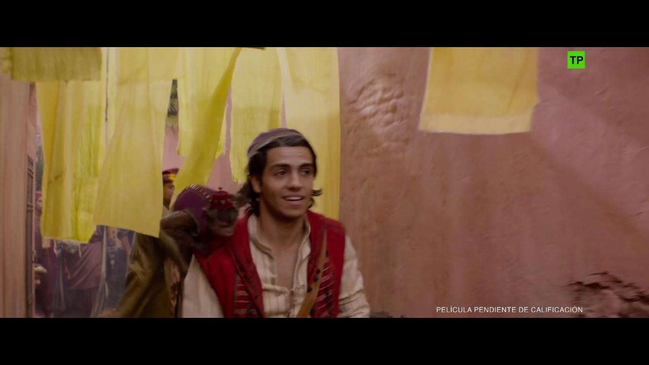 ALADDÍN (2019)   Tráiler Oficial en español   HD