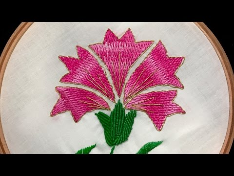 Hand Embroidery: Fancy Embroidery