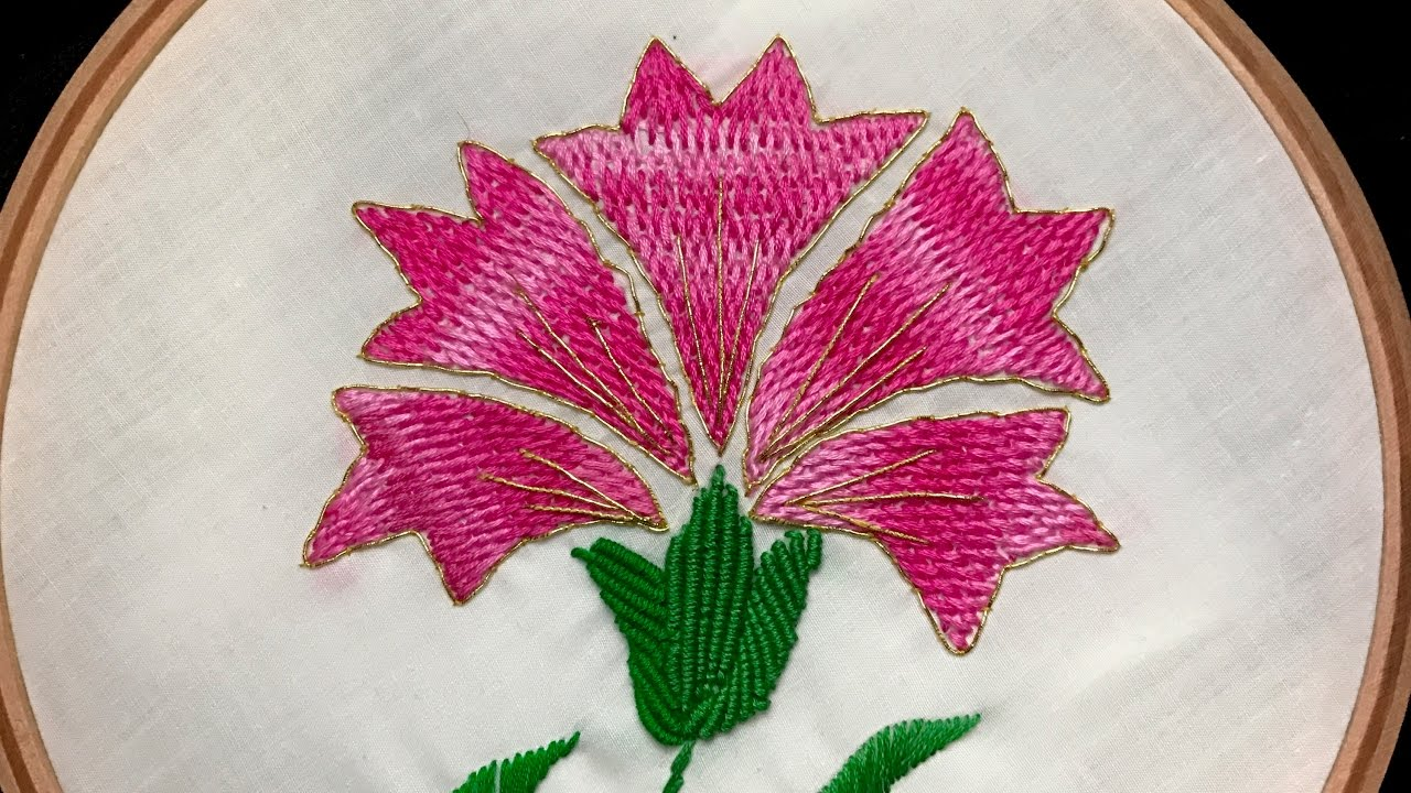 hand embroidery fancy embroidery
