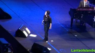 Charice - Power of Love, David Foster Malaysia Oct 22 2011