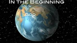 The First Seven Days of Creation