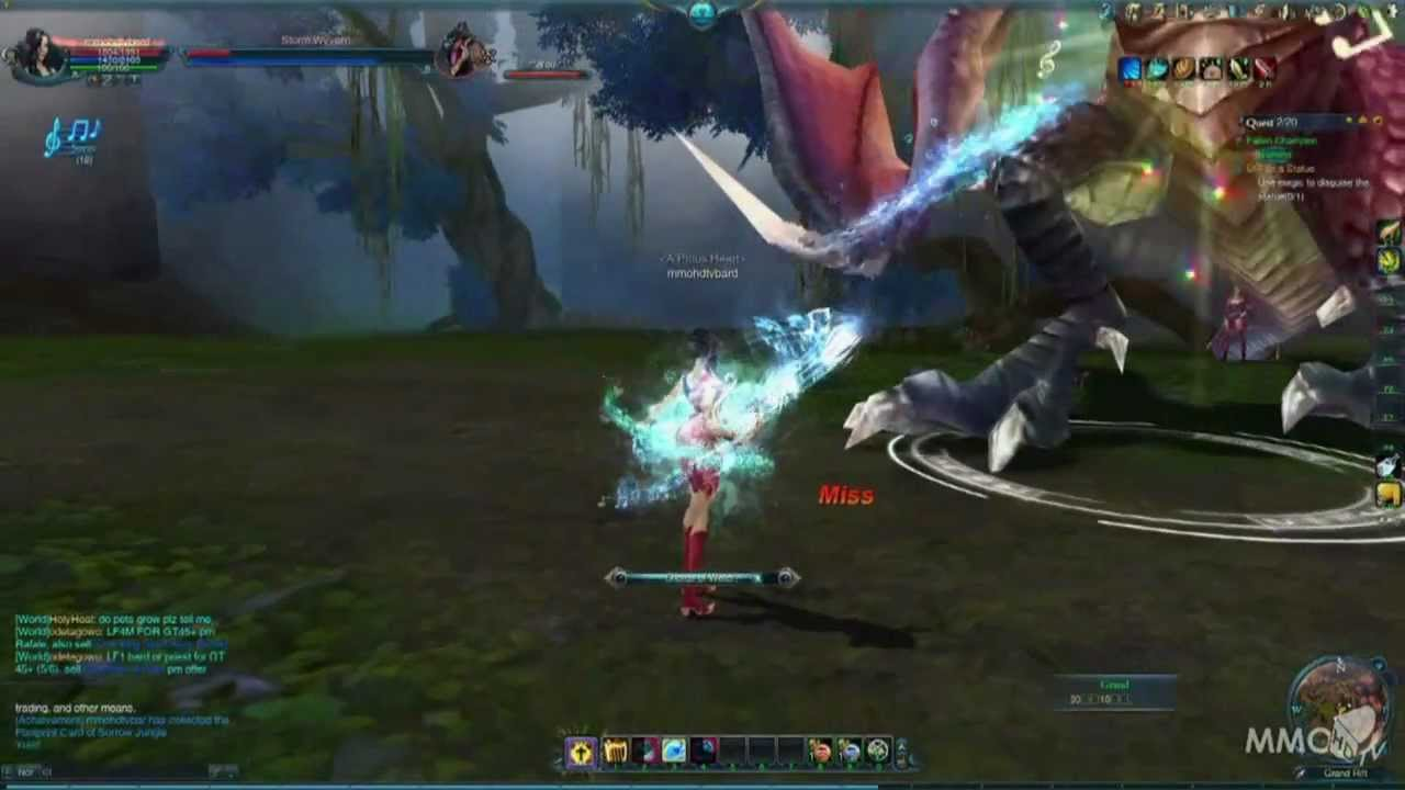 Gute Free To Play Mmorpg