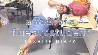 Baixar a week of a fine arts student