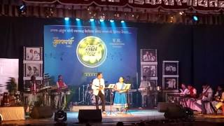 Vicky Adsule Live at Gadkari Rangaytan (Sairat Zal ji)