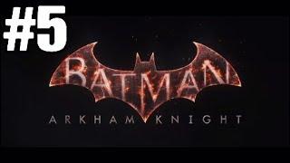 BATMAN: ARKHAM KNIGHT - ESCONDERIJO DO PINGUIM   (PT-BR)