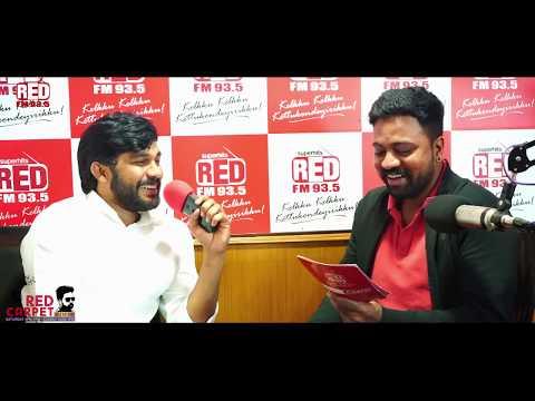 Sharafudheen  | Neeyum Njaanum | Red Carpet | RJ Mike | Red FM Malayalam
