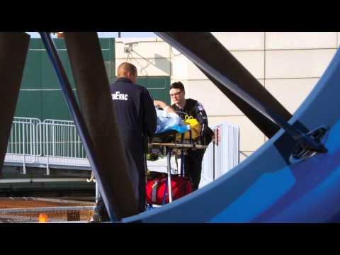 Day In The Life: Flight Paramedics