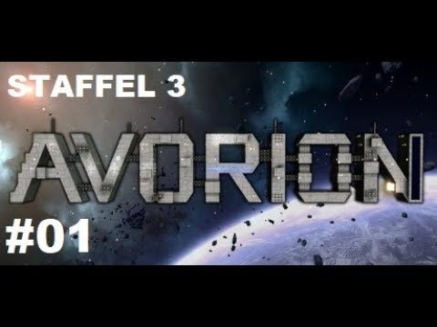Avorion - Es geht wieder los #01 Staffel 3