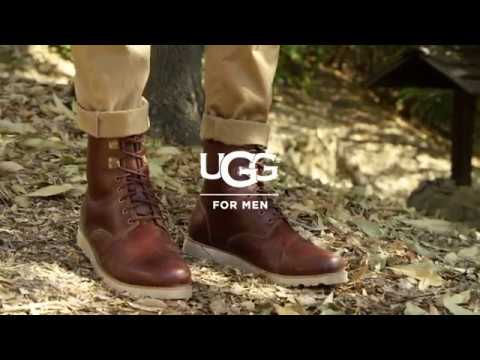 6eddda50f42 UGG for Men | Hannen TL Boots - YouTube