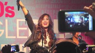 """Video DEMI LOVATO Covers Lil Wayne's """"HOW TO LOVE"""" Live at Jingle Ball Kickoff Party! download MP3, 3GP, MP4, WEBM, AVI, FLV Maret 2017"""