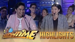 It's Showtime PUROKatatawanan: Anne gives Mccoy a second chance