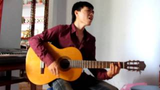 vet nang cuoi troi (guitar)