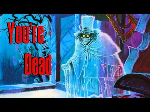 The Haunted Mansion Death Theory