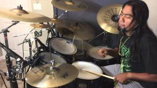 Disturbed Down with the sickness Drum cover