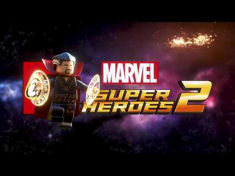 LEGO Marvel Super Heroes 2 - Полноценный трейлер   HD 2017