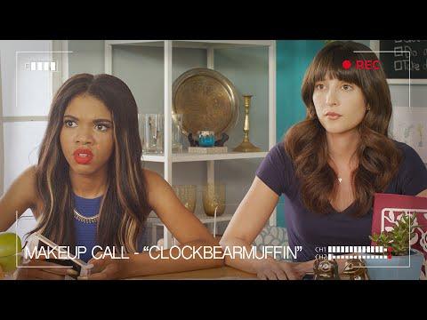 Clockbearmuffin - Ep. 4 / Makeup Call feat. Teala Dunn and Allison Raskin