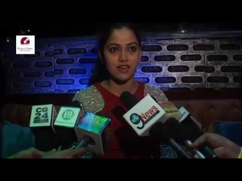 भोजपुरी प्रोडूसर प्रदीप सिंह बर्थडे पार्टी में भोजपुरी एक्ट्रेस Anu Upadhyay Interview