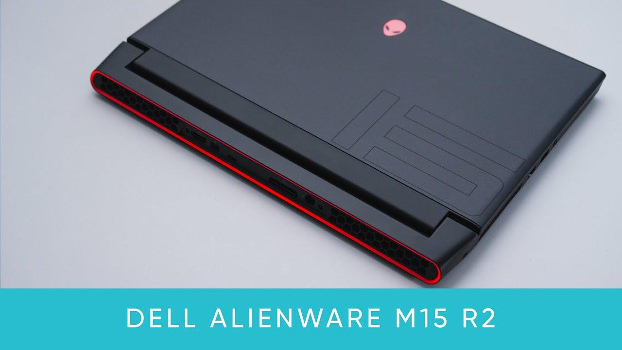 """Alienware M15 R2: Chiếc """"Phi Thuyền"""" Đến Từ Tương Lai"""