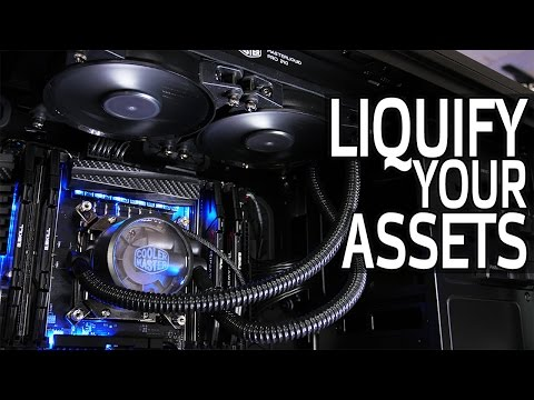 MasterLiquid Pro 240 by Cooler Master Review