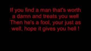 The All American Rejects - Gives You Hell (Lyrics)