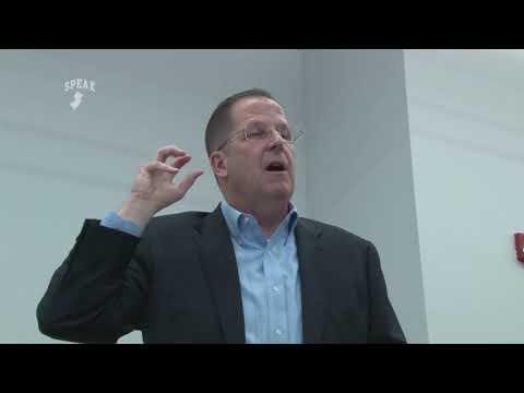 Brian Stack Speaks Before JSQ