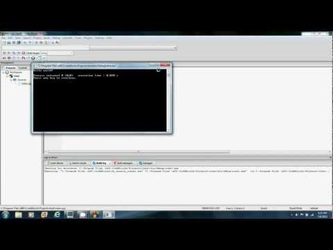 Codeblocks error Permission denied