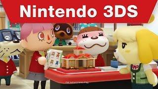 Nintendo 3DS - Animal Crossing: Happy Home Designer - Facilities