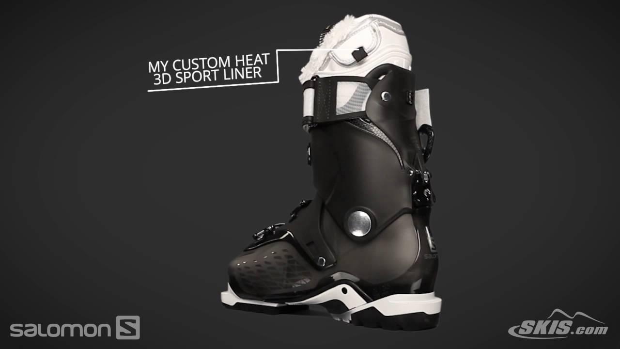 Heat Access W Womens Quest Boot Custom Overview Skisdotcom Salomon 2017 By nX0PNwOk8