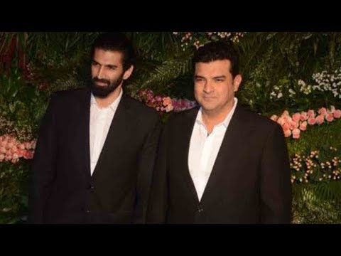 Aditya Roy Kapur and Siddharth Roy Kapoor Arrives at Virat Anushka Reception in Mumbai | SpotboyE
