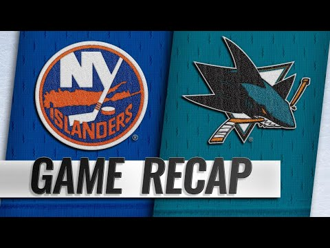 Hertl collects three assists in Sharks' 4-1 win