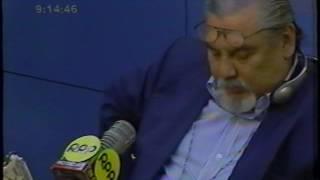 J AGUSTÍN DE LA PUENTE, J. ANTONIO DEL BUSTO Y NELSON MANRIQUE DIALOGAN SOBRE LA INDEPENDENCIA