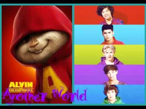 Another World-One Direction - Chipmunk Version