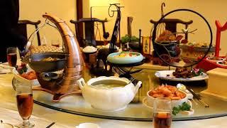 마호가니 사탕 소품 바구니 카운터 데코레이션 중국집 인…