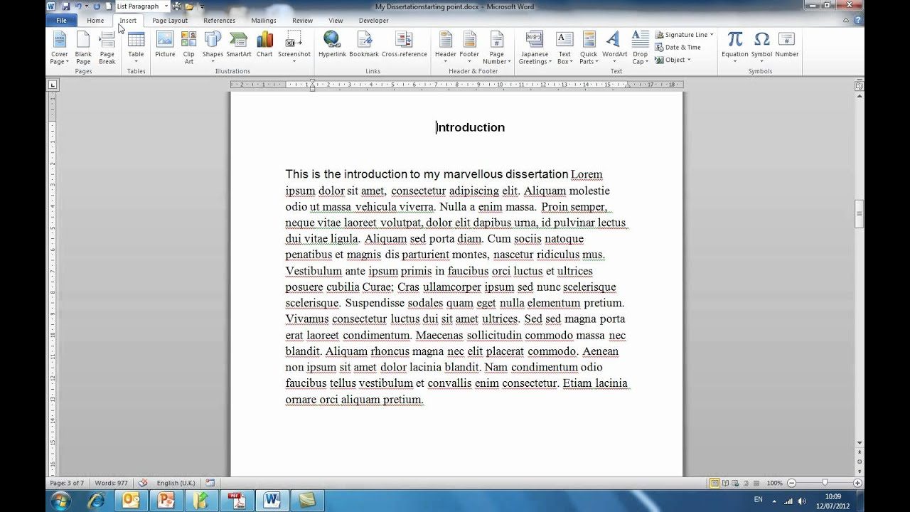 how to get more headers in word
