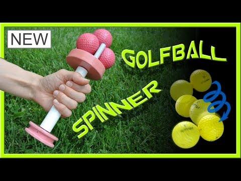 Make a pocket rocket plumbus with spinning hurricane balls!