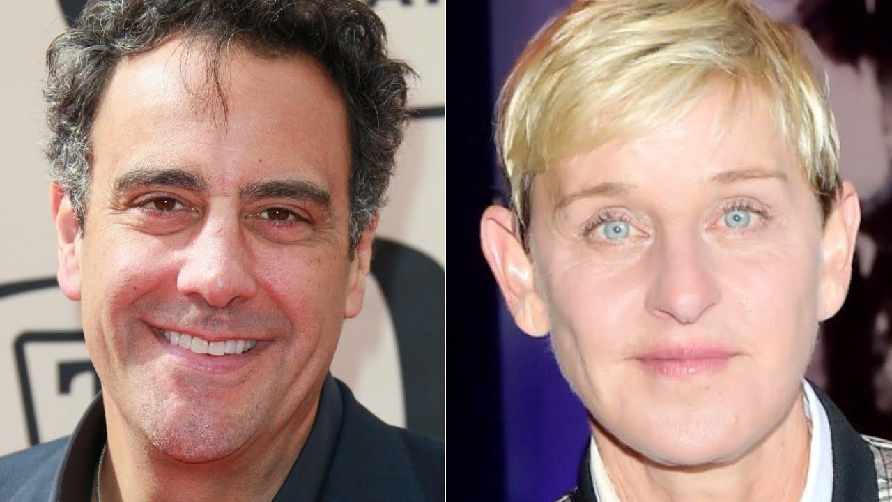 Brad Garrett's Comments About Ellen Are Very Revealing