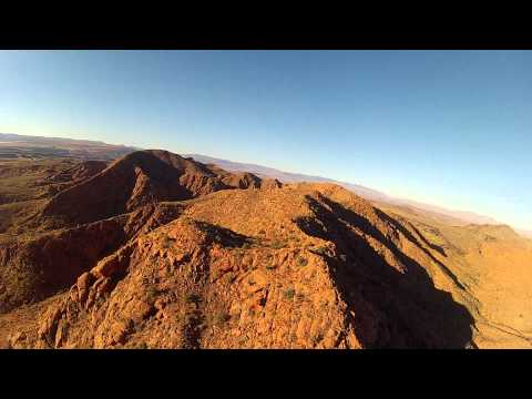 Colin's Crash! Paramotor St  George, Utah 001