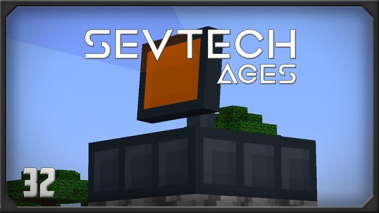 Sevtech Ages EP32 Compact Machines + Advanced Generators