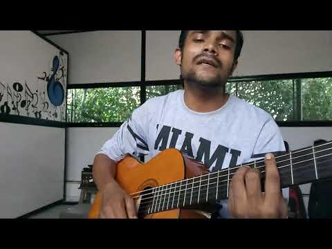 Tu Hi Re  / Bombay /AR Rahman/ Hariharan   Guitar Cover By Pushkar Singh  