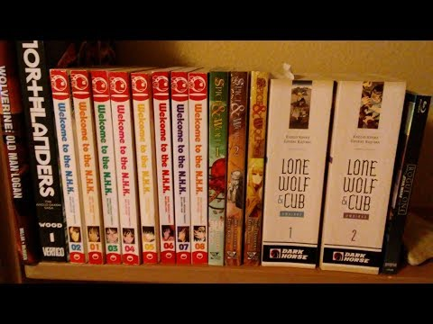 Recent Haul! Manga / Graphic Novels / More!